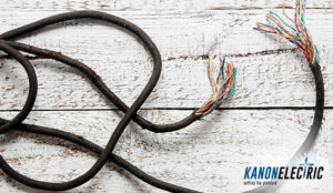 common causes of electrical fires
